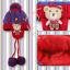 หมวกไหมพรมสำหรับเด็ก หมวกกันหนาวเด็กเล็ก ลายน้องหมี (มี 5 สี) thumbnail 11