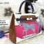 กระเป๋าหนังแท้ทรงยอดฮิต สไตล์Hermes kelly paint original size fashion bag thumbnail 1