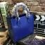 กระเป๋า PEDRO Mini Contrust Flap สีน้ำเงิน ราคา 1,390 บาท Free Ems thumbnail 2