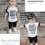 หมวกแก็ปเด็ก Devil ลายดาวสีขาวดำเท่ๆ สไตล์เด็กเกาหลี thumbnail 7