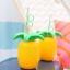 แก้วสับปะรด พร้อมหลอดเกลียว thumbnail 8