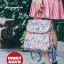 Cath Kidston Turnlock Backpack Outlet thumbnail 4