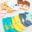 SK066••ถุงเท้าเด็ก•• แมวน้ำ (ข้อสั้น) thumbnail 3