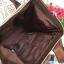 กระเป๋าเป้ Anello Polyurethane Leather Rucksack รุ่น Mini Two-Tone ใหม่ล่าสุด!!! ดังจนฉุดไม่อยู่ในหมู่วัยรุ่นของประเทศญี่ปุ่นมาแล้วคร้า... วัสดุหนัง pu หนังนิ่ม กันน้ำได้ ภายในมีช่องเล็ก 2 ช่อง เปิดปิดด้วยซิปคู่ ปากกระเป๋าเป็นโครงสะดวกต่อการหยิบจับของภายใ thumbnail 9