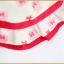 HT481••หมวกเด็ก•• / หมวกปีกกว้าง-กระต่าย (สีส้ม) thumbnail 6