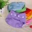 [แพค 6 ตัว] กางเกงผ้าอ้อม ซักได้ เนื้อผ้า Nano แบบกระดุม ปรับ size ได้ thumbnail 6