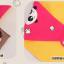 AP211••เซตหมวก+ผ้ากันเปื้อน•• / แพนด้า [สีเหลือง] thumbnail 4