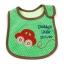 ผ้ากันเปื้อน ลายรถเก๋งสีส้ม Daddy 's Little Driver thumbnail 1