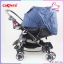 รถเข็นเด็ก ROCKER Camera Stroller ปรับโยกได้ พร้อมหลังคาเคลือบกันน้ำ และ UV thumbnail 9