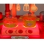ของเล่นชุดเคาน์เตอร์ครัวพร้อมอุปกรณ์ทำอาหารสำหรับคุณหนูครบเซต สีชมพูสวยหวาน thumbnail 5