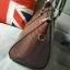 กระเป๋าหนัง สุดคลาสิค ทรงสุดหรู New Collection ยี่ห้อ MANGO TOUCH แท้ กระเป๋านำเข้า รุ่น Croc Tote Bag พร้อมส่ง ที่ไทย ออกแบบหนังด้วยลายหนังแท้ ด้วยดีไซน์ 2 อย่างถี่และห่าง ทรงตั้งสง่า แข็ง ไม่ยุบแบนเวลาวาง แต่งให้หรู ด้วยอะไหล่ทอง ทั้งใบ thumbnail 4