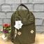 กระเป๋า Anello rucksack nylon day pack back 2017 สี Khakhi ราคา 1,290 บาท Free Ems thumbnail 3