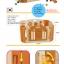 คอกกั้นเด็ก Edu Play รุ่น Happy Baby Room นำเข้าจากเกาหลี สีมิ้นท์ thumbnail 2