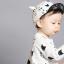 หมวกแก๊ป หมวกเด็กแบบมีปีกด้านหน้า ลาย CAT (มี 2 สี) thumbnail 9