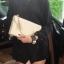 กระเป๋าสะพาย ปรับเป็นคลัชได้ สีครีม รุ่น KEEP Doratry shoulder &clutch bag thumbnail 8