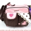 กระเป๋าใส่ของใช้เด็ก Carter's สะพายใบเล็ก ปักลายหัวใจ thumbnail 1