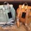 กระเป๋าเป้ Zara Backpack With Scarf สีเหลือง ราคา 1,290 บาท Free Ems thumbnail 6