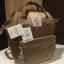 กระเป๋า Anello Nylon Mini Square สี G.Beige ราคา 1,390 บาท Free Ems thumbnail 2