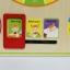 ของเล่นไม้เรียนรู้เวลา ตั้งแต่นาทีจนถึงฤดูกาลใน 1 ปี แบบปฏิทิน Wooden Daily Calendar Clock Board Toy thumbnail 11