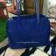 กระเป๋าถือ/สะพาย Mango Nylon Bag สวยหรู ดูดี กระเป๋าทำจากผ้าไนล่อน แต่งโลโก้สีทอง ทรง Tote รุ่นใหม่ล่าสุดออกแบบสไตล์ Prada รุ่นยอดนิยม thumbnail 16