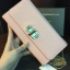 กระเป๋า CHARLE & KEITH TURN LOCK WALLET 2016 ใช้ถือหรือสะพายทรงคลัช ล่าสุดชนช็อป! วัสดุหนัง Saffiano สวยหรูสไตล์ PRADA thumbnail 14