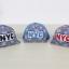 หมวกแก๊ป หมวกเด็กแบบมีปีกด้านหน้า ลาย NYC (มี 3 สี) thumbnail 7