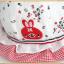 HT487••หมวกเด็ก•• / หมวกปีกกว้าง-Rabbit (สีเหลือง) thumbnail 7