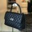 "Premium Caviar 10.5"" Genuine Sheep Leather Handbag 2017 thumbnail 1"