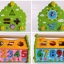 ของเล่นไม้ บ้านกิจกรรมหยอดบล็อค เสริมพัฒนาการ thumbnail 3