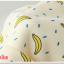 หมวกบีนนี่ หมวกเด็กสวมแบบแนบศีรษะ ลายกล้วย Banana milk (มี 5 สี) thumbnail 14