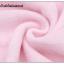 ผ้าซับน้ำลายเด็ก ผ้ากันเปื้อนเด็กเล็ก แบบ 360 องศา ปลายหยักโค้ง - ยี่ห้อ Mom's care / ลาย Zebra thumbnail 6