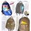 กระเป๋า Anello rucksack nylon day pack back 2017 สีดำ ราคา 1,290 บาท Free Ems thumbnail 7
