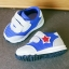 รองเท้าคัชชูเด็กเล็ก สีฟ้าเทาดาวแดง Sport ผ้าตาข่ายฟองน้ำนิ่ม (เท้ายาว 10-12.5 ซม.) thumbnail 4