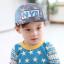 หมวกแก๊ป หมวกเด็กแบบมีปีกด้านหน้า ลาย NYC (มี 3 สี) thumbnail 3
