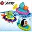 ของเล่นลอยน้ำ เรือน้อยแล่นชิว SASSY water toy baby swimming thumbnail 1