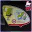 เบาะนิรภัยติดรถยนต์ คาร์ซีท farlin สีเเดง thumbnail 6