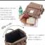 กระเป๋า Anello Nylon Mini Square สี Khakhi ราคา 1,390 บาท Free Ems thumbnail 14