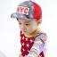 หมวกแก๊ป หมวกเด็กแบบมีปีกด้านหน้า ลาย NYC (มี 3 สี) thumbnail 4