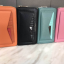 กระเป๋าสตางค์ใบยาว กระเป๋าเงิน CHARLES & KEITH LONG ZIP WALLET CK6-10770220 ซิปรอบ ใบยาว รุ่นใหม่ 2017 ชนชอป สิงคโปร์ - สีเขียว thumbnail 6
