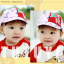 HT371••หมวกเด็ก•• / หมวกแก็ป STAR (สีชมพู) thumbnail 4