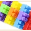 ของเล่นบล็อคตัวต่อเลโก้ชิ้นใหญ่สำหรับเด็กเล็ก แบบถังหิ้ว 180 ชิ้น thumbnail 7