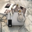 กระเป๋า KEEP saffiano leather Mini office bag สีเทา สวย น่ารัก ขนาดตอบทุกโจทย์การใช้งาน thumbnail 4