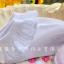 ถุงเท้าระบายลูกไม้เด็กหญิงข้อสั้น มีสีขาว/ชมพู Size 2-4 / 3-5 thumbnail 5