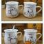 ชุดแก้วกาแฟ Baymax ฝาปิดเซรามิค < พร้อมส่ง > thumbnail 2