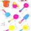 ของเล่นตักทรายครบชุด สีสันสดใส พร้อมแว่นตาไร้เลนส์สำหรับคุณหนู thumbnail 9