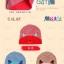 หมวกเด็กอ่อน ผ้ายืด Cotton รูปแมวเหมียว สำหรับเด็ก 3-24 เดือน thumbnail 12