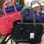 กระเป๋าถือ/สะพาย Mango Nylon Bag สวยหรู ดูดี กระเป๋าทำจากผ้าไนล่อน แต่งโลโก้สีทอง ทรง Tote รุ่นใหม่ล่าสุดออกแบบสไตล์ Prada รุ่นยอดนิยม thumbnail 2