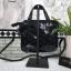 กระเป๋า David Jones Tote ตัวกระเป๋าเย็บติดด้วยแผ่นอคิลิค ราคา 1,690 บาท ส่ง Ems Free thumbnail 3