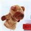 ตุ๊กตาหุ่นมือสุนัข หัวใหญ่ ขนนุ่มนิ่ม สวมขยับปากได้ thumbnail 1