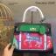 กระเป๋าหนังแท้ทรงยอดฮิต สไตล์Hermes kelly paint original size fashion bag thumbnail 6
